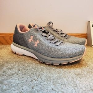 Womens Under Armour Tennis Shoes